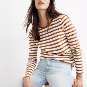 Madewell Northside Striped Vintage Tee